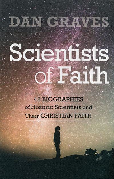 Scientists of Faith cover